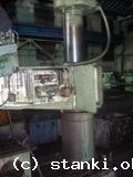 радиально-сверлильный станок 2А554 1990 г.в.