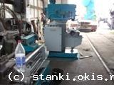 Вертикальный шпоночно-фрезерный станок мод. 692Р