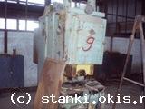 пресс однокривошипный мод. КЕ2130А, стол 630*950, усилием 100 тн. (г. Барнаул)