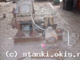 трубогиб электромеханический с двигателем 7,5 квт (1070 об.в мин.) для швеллера № 20